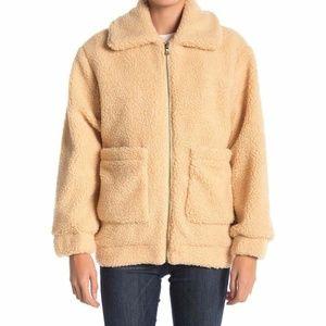 Elodie Faux Shearling Jacket